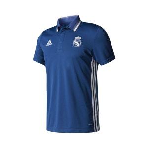 Polo Real Madrid Bleu adidas Performance