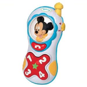 Mickey - Téléphone Lumière et Sons - CLE62370.9 CLEMENTONI