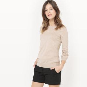 Organic Cotton Crew Neck Jumper/Sweater R essentiel