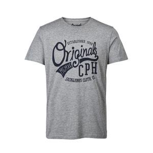 Tee-shirt JORNEW RAFFA à motif imprimé JACK & JONES
