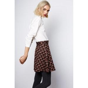 Jacquard Print Skater Skirt COMPANIA FANTASTICA
