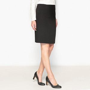 A-Line Stretch Skirt ANNE WEYBURN