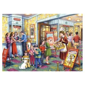 Puzzle 1000 pièces : Tony Ryan : Au cinéma GIBSONS