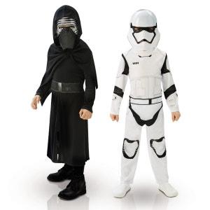Boite Vitrine Kylo Ren et Stormtrooper : Star Wars VII 7/8 ans RUBIE S