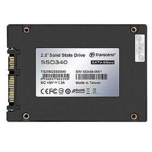 SSD340 - 128 Go - SSD interne TRANSCEND