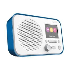 Radio numérique Elan E3 bleu PURE