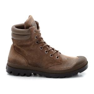 Classic Suede Boots PALLADIUM