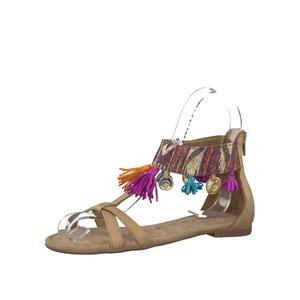 Sandalias de piel 28100-28 TAMARIS