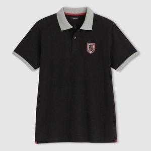 100% Cotton Piqué Short-Sleeved Polo Shirt TAILLISSIME