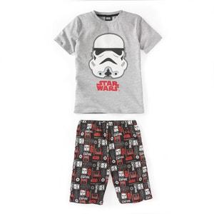 Pijama curto estampado, 4 - 12 anos STAR WARS
