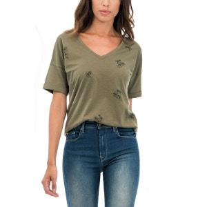 T-shirt avec microprint SALSA