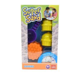 Super Sand - Assortiment Bakery Cars - GOL83243.012 - GOL83243 - GOL83243 GOLIATH