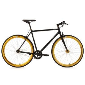 Vélo fitness fixie 28'' Pegado noir TC 53 cm KS Cycling KS