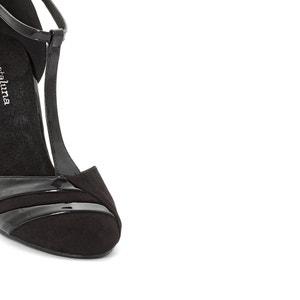 High Heeled T-Bar Shoes CASTALUNA