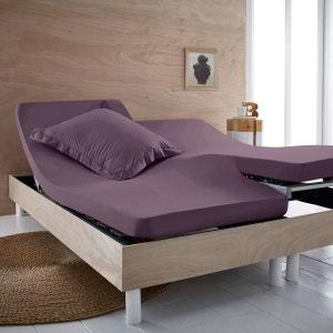 Drap-housse pur coton biologique pour lit articulé SCENARIO
