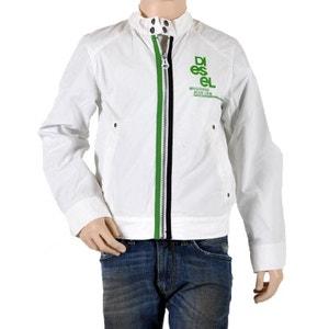 Veste Enfant Diesel Jamouz Jacket K100 Blanc DIESEL