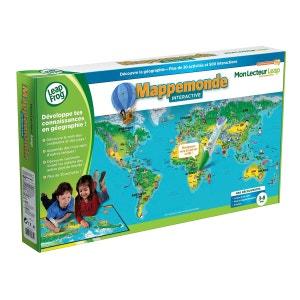 Mappemonde Interactive LeapReader LEAP FROG