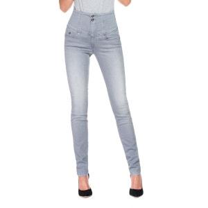Jeans minceur Diva en fibre Emana et jambe slim SALSA