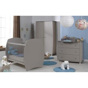 Chambre bébé 70x140 essentielle lin Violette ALFRED ET COMPAGNIE