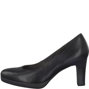 Leather Heels TAMARIS