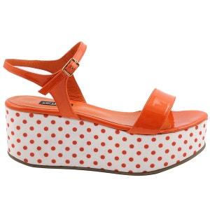 Chaussures compensées Geisha EXCLUSIF PARIS