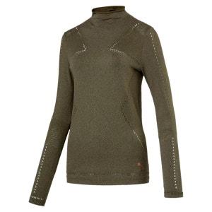 T-Shirt à manches longues Active evoKNIT pour femme PUMA