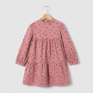 Kleid, Pusteblumenmotive, 3-12 Jahre abcd'R