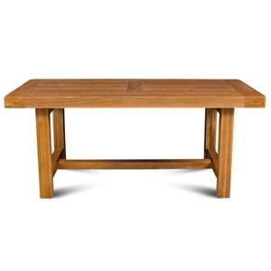 Table de ferme campagnarde - bois chêne massif HELLIN, DEPUIS 1862