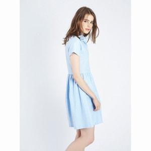 Vestido modelo Vestido Azul Jackfruit COMPANIA FANTASTICA