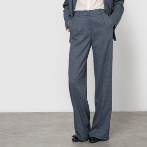Szerokie spodnie atelier R