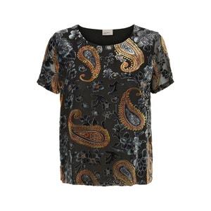 Bedrukte blouse Caya VERO MODA
