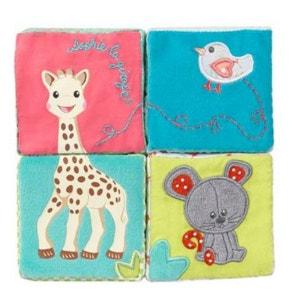 Cubes d'éveil Sophie la Girafe VULLI