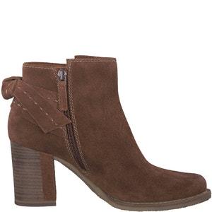 Boots cuir Rhea TAMARIS