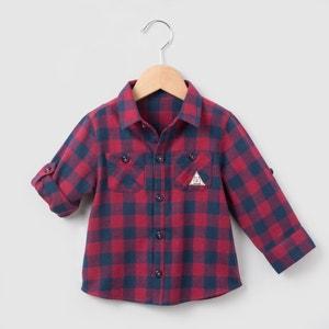 Chemise à carreaux 1 mois-3 ans R mini