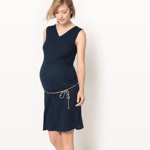 Robe sans manches de grossesse R essentiel