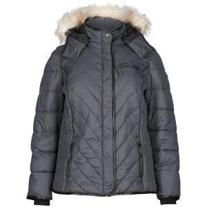 Manteau court à capuche ZIZZI
