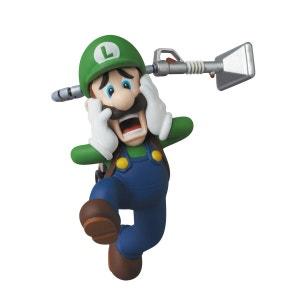 Nintendo - Mini figurine Medicom UDF Luigi (Luigi Mansion 2) 6 cm MEDICOM