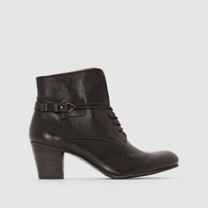 Boots en cuir à talon  Seelace KICKERS