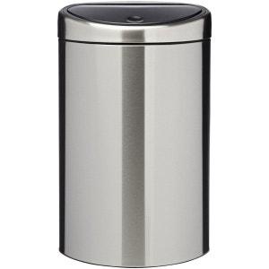 Poubelle Touch Bin® 40 L 348549 BRABANTIA