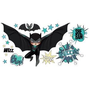 Stickers Super Héros Black and Bat ACTE DECO