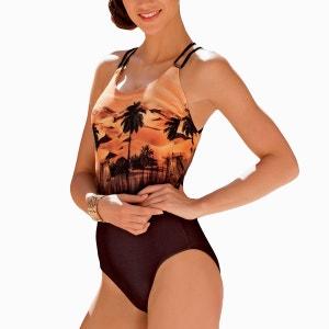 Maillot de bain Dos-nu Copacabana  bonnet C LISCA