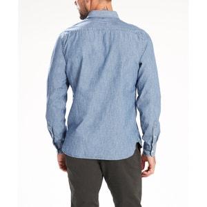 Cotton Straight Cut Shirt LEVI'S