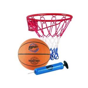 Hudora 71710 Set de basketball 3 pièces HUDORA