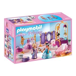 Playmobil 6850 Princess : Salon de beauté avec princesse PLAYMOBIL