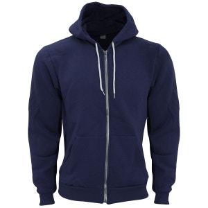 Sweatshirt À Capuche Et Fermeture Zippée - Homme AMERICAN APPAREL