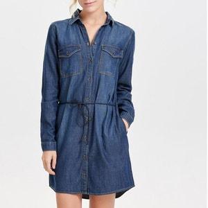 Платье джинсовое HENNA DRESS ONLY
