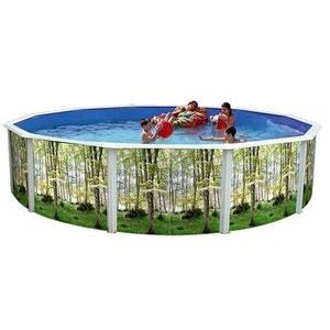 Piscine petite ou grande piscine gonflable hors sol for Piscine hors sol la redoute