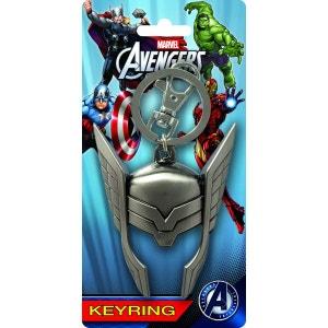 Marvel - Porte clé en métal du Casque de Thor 5cm MONOGRAM