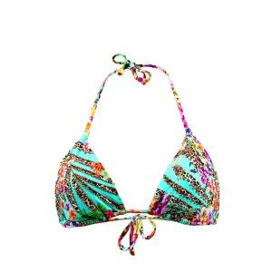 Maillot de bain Triangle Zulu Multicolore PHAX
