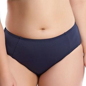 Culotte de bain mi-couvrante grande taille Essentials ELOMI